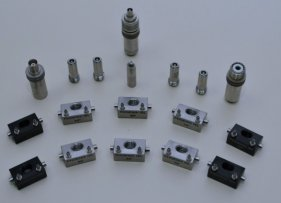 Transducers and wedges